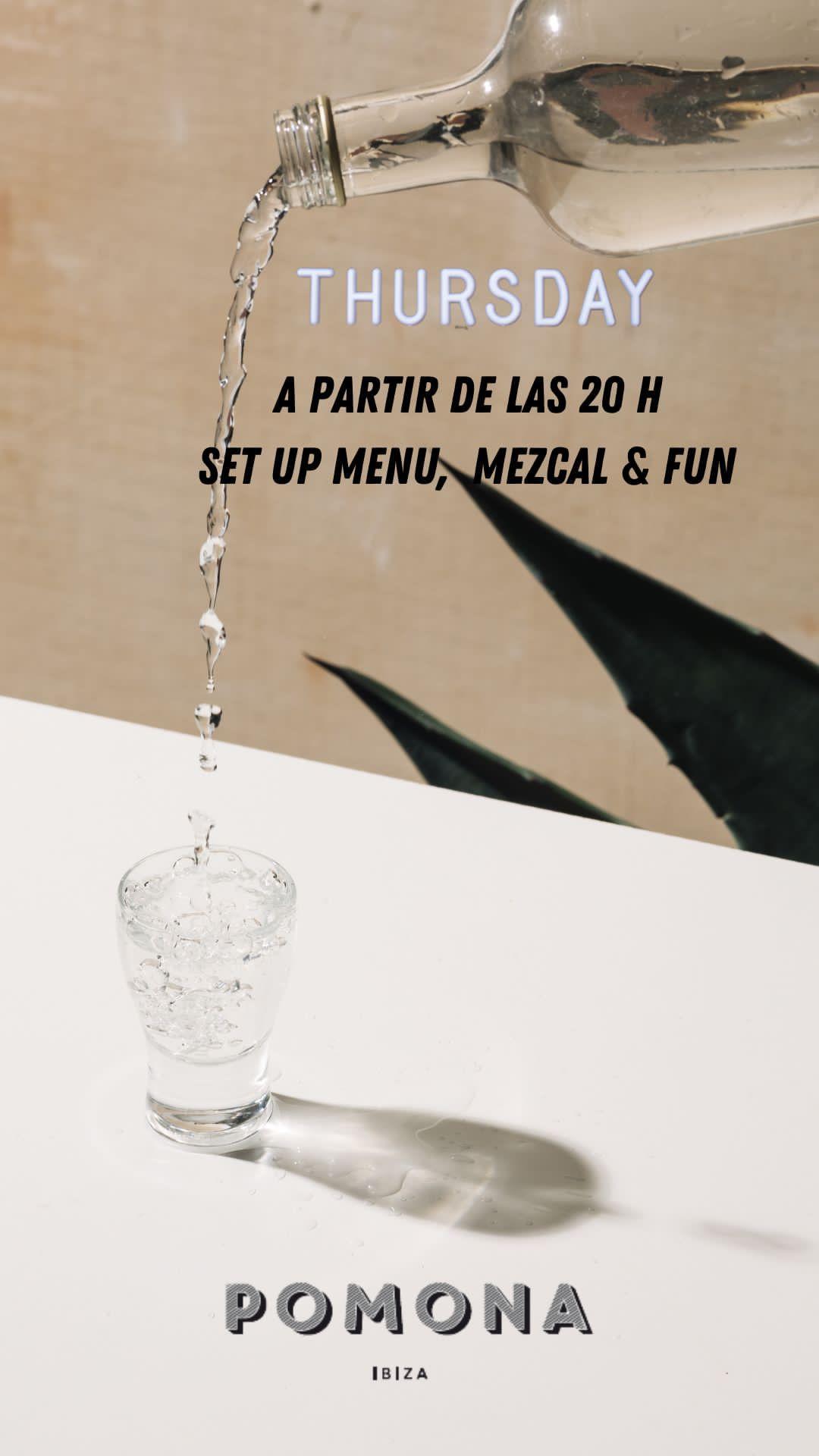 pomona, mezcal